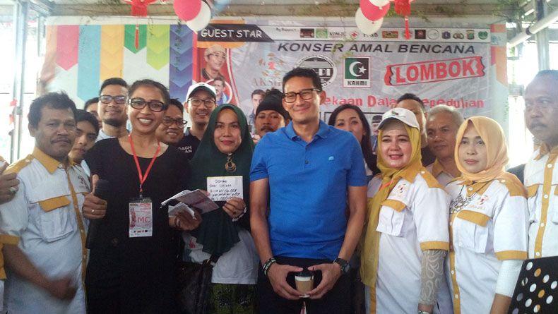 Disindir Megawati soal Program Kerja, Sandi Tak Mau Nyinyir dan Baper