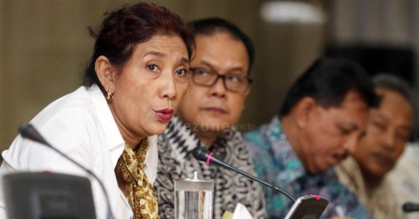 Saat Menteri Susi Kesal Dituding Dukung Reklamasi Benoa