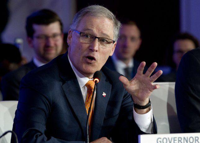 Gubernur Washington Bakal Ampuni Kejahatan Kepemilikan Ganja