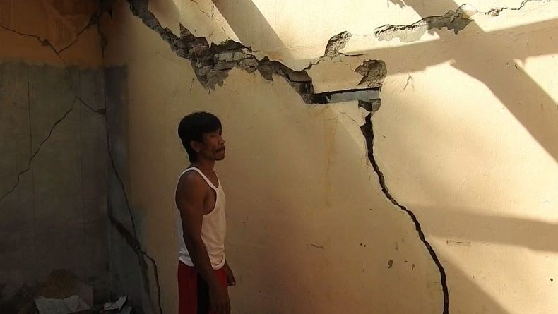 Fenomena Tanah Bergerak di Gunungbatu Sukabumi, 150 Warga Mengungsi