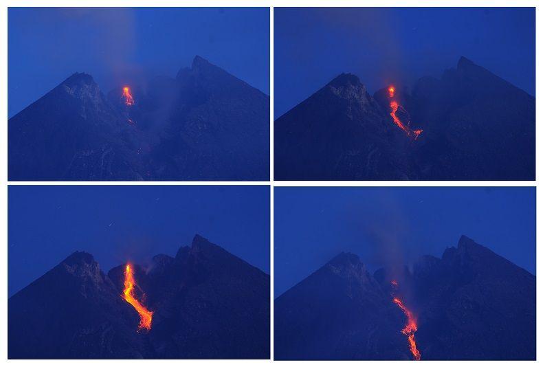 Antisipasi Erupsi Gunung Merapi, BPBD Magelang Siapkan 500.000 Masker