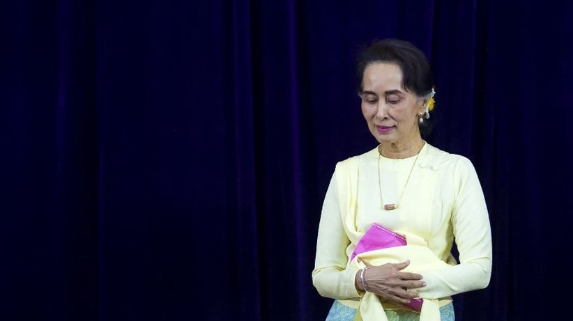 Kota London Akan Cabut Penghargaan Aung San Suu Kyi Terkait Rohingya