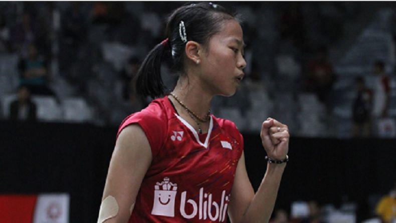 Juara Thailand Masters 2019, Fitriani Bukukan Rekor Baru