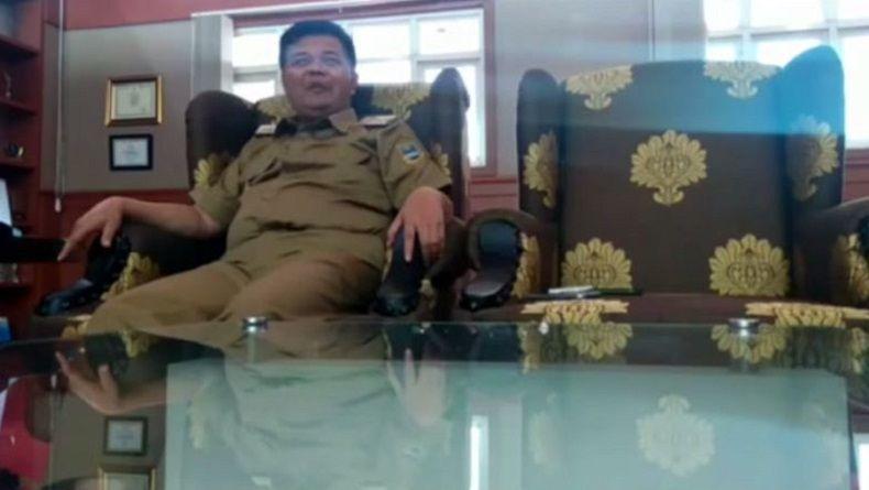 Video Viral Pelanggaran Pemilu, Bupati Bandung Barat Diperiksa Bawaslu