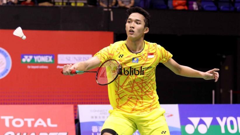 Ditaklukkan Chen Long, Jojo Tersingkir dari Malaysia Masters
