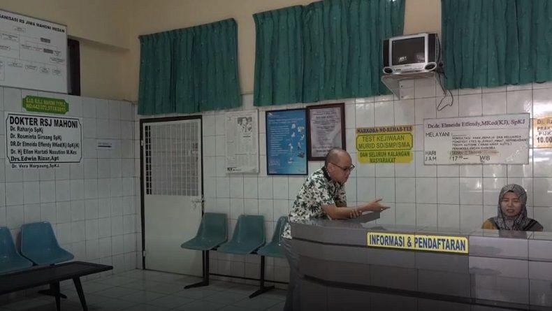 RSJ Mahoni di Medan Sudah Siapkan Kamar untuk Caleg Gagal