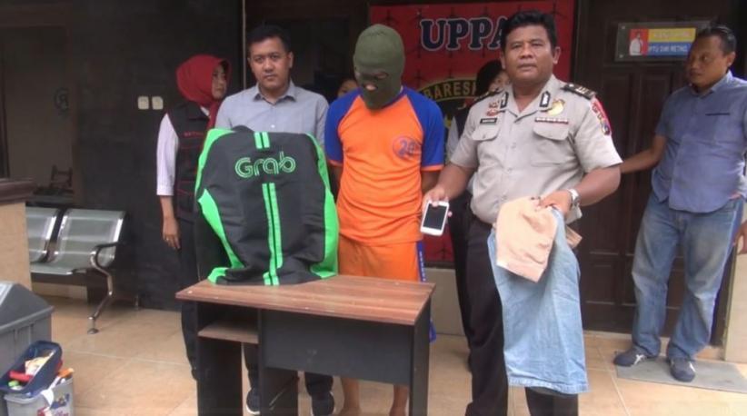 Bejat, Driver Grab di Jombang Perkosa Penumpangnya yang Masih SMP