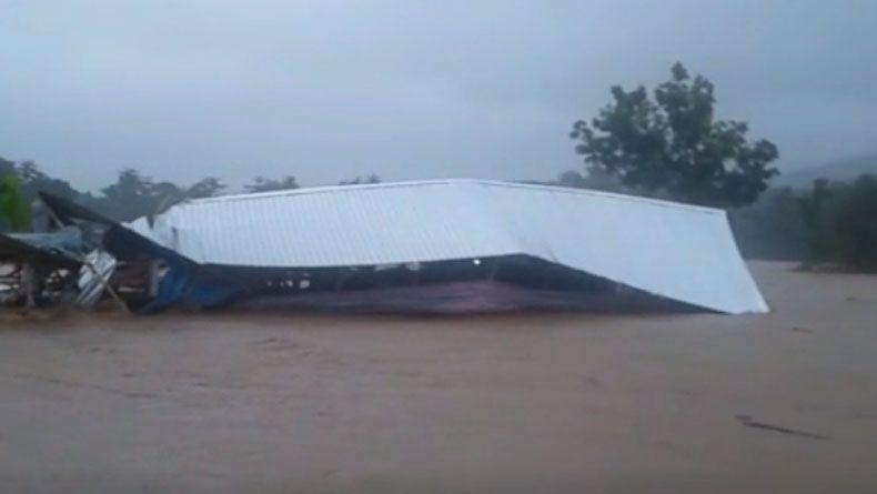 Video Detik-Detik Rumah Hanyut Diterjang Banjir Bandang di Jeneponto