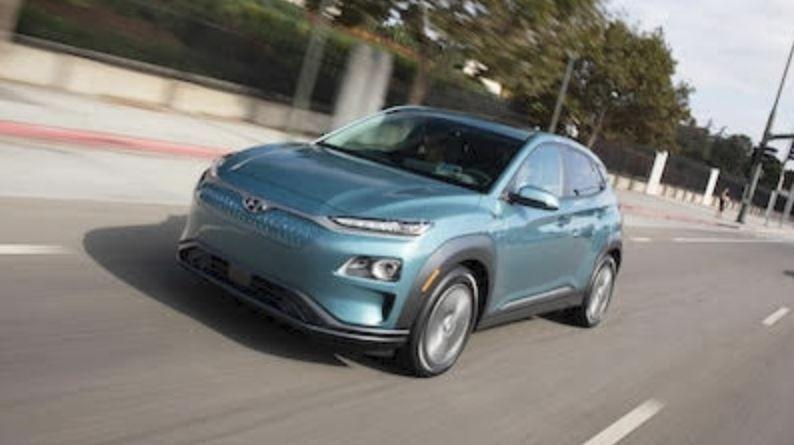 1040+ Mobil Listrik Hyundai Kona Terbaik