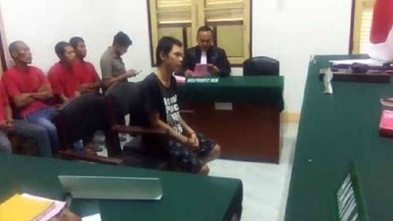 Kasus Mayat Perempuan Dalam Kardus, JPU Tuntut Pelaku 15 Tahun Penjara