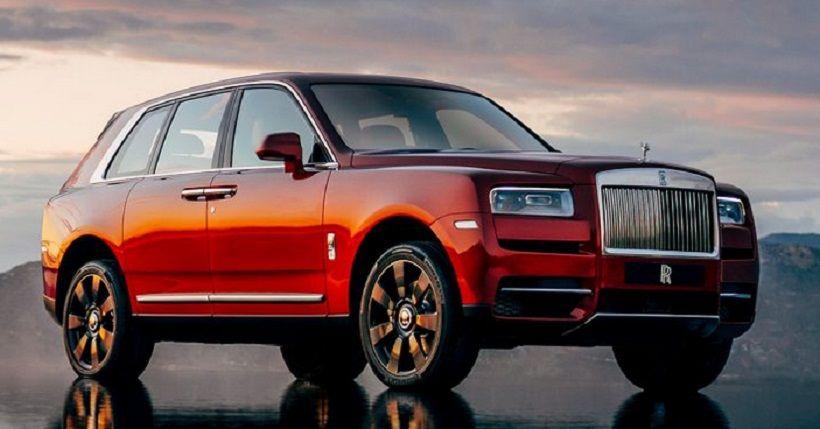 Pesanan Membeludak, Rolls-Royce Keteteran Produksi SUV Cullinan