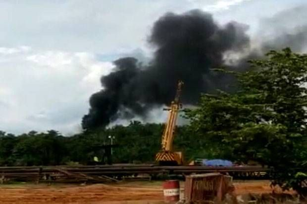 Pascakasus Ledakan, Polisi Tutup 25 Sumur Minyak Ilegal di Jambi