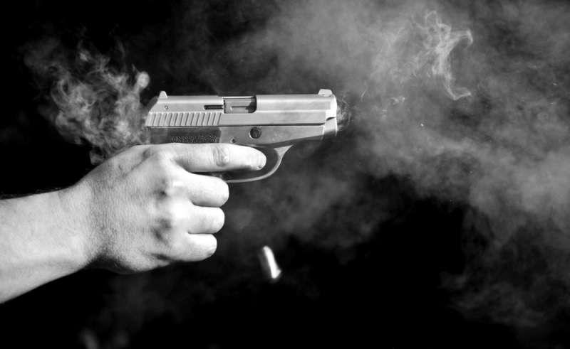 Cekcok Rumah Tangga, Polisi Tembak Kepala Istri sebelum Bunuh Diri