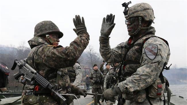 AS Hentikan Latihan Perang Skala Besar dengan Korsel