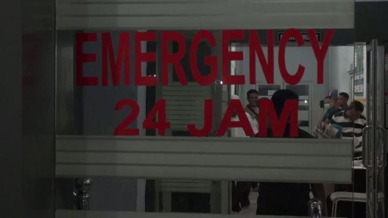 Polisi Luka Parah Dibacok Bandar Narkoba di Mandailing Natal Sumut
