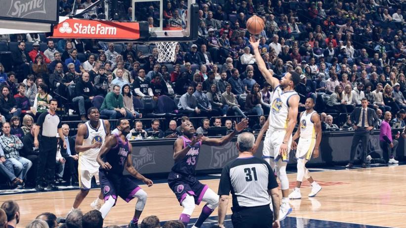 Lepas dari Tekanan Timberwolves, Warriors Raih Kemenangan