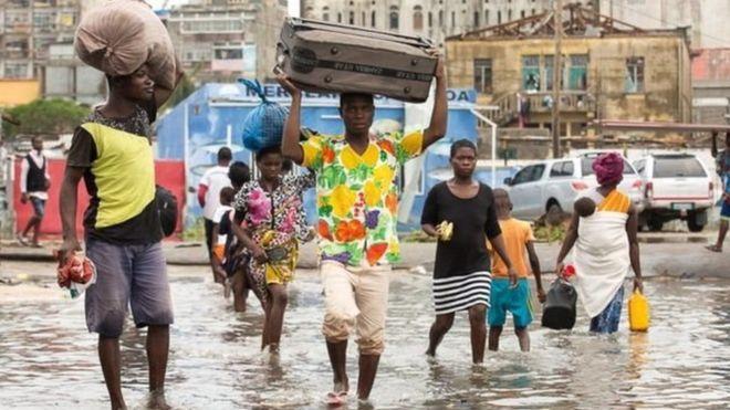 Topan di Mozambik: 600.000 Orang Terdampak, Termasuk Warga Indonesia