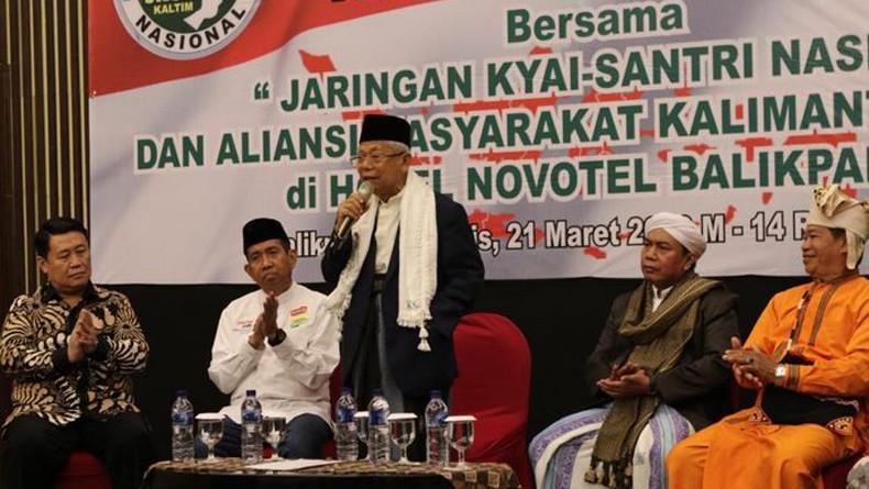 Menangkan Jokowi-Ma'ruf Amin, TKD Kaltim Siap Jihad Lawan Hoaks