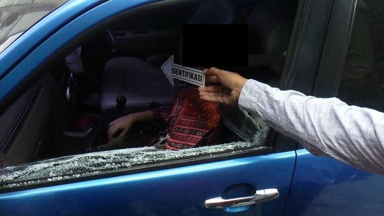 Hasil Forensik, Mayat Perempuan di Dalam Mobil Tewas Dibunuh