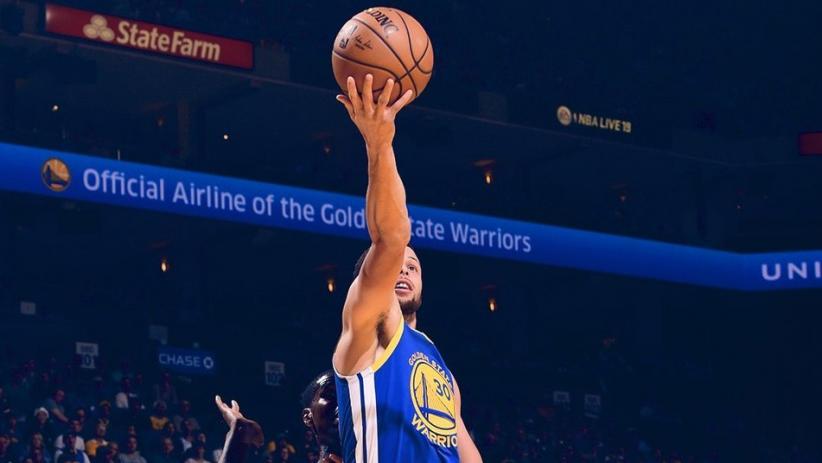 Curry Hanya Tampil 3 Kuarter, Warriors Raih Kemenangan atas Hornets