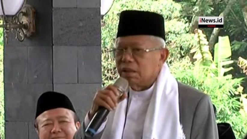 Polemik RKUHP, Ma'ruf Amin: yang Tidak Setuju Bisa Gugat di MK