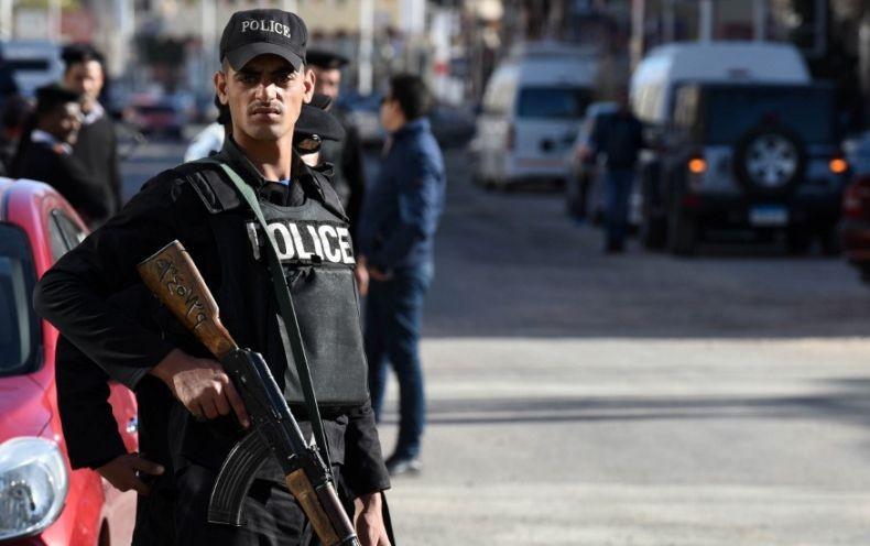 Mobil Kepolisian Mesir Ditembaki saat Patroli, 2 Orang Tewas