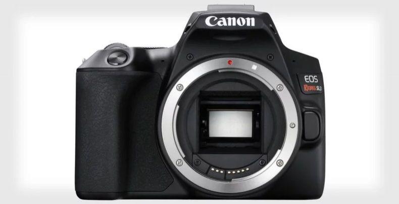 Canon EOS Rebel SL3 Hadir dengan Kemampuan Rekam Video 4K
