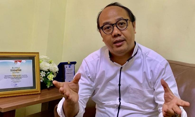 Pengamat: Kampanye Pamungkas Jokowi Tunjukkan Supremasi