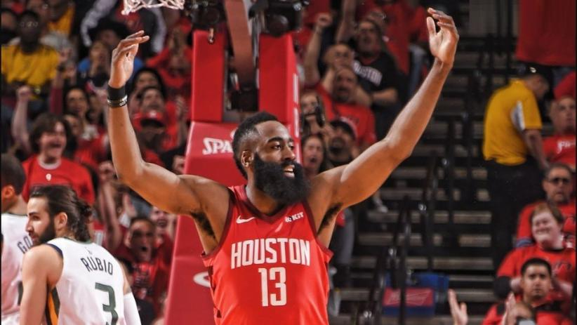 Atasi Permainan Bertahan Jazz, Rockets Rebut Laga Pertama Playoff
