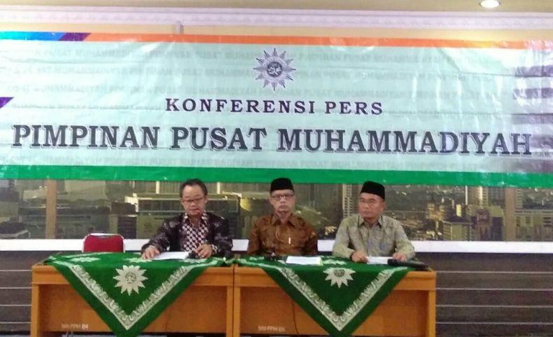 PP Muhammadiyah Dukung Pemilu 2019 Jujur, Damai dan Anti-Politik Uang
