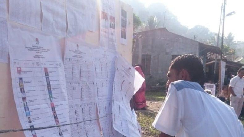 Coblos 5 Surat Suara, Banyak Lansia Mengaku Bingung