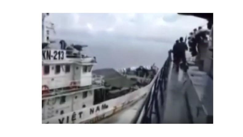 Viral Kapal Coast Guard Vietnam Tabrak KRI, Ini Penjelasan TNI AL