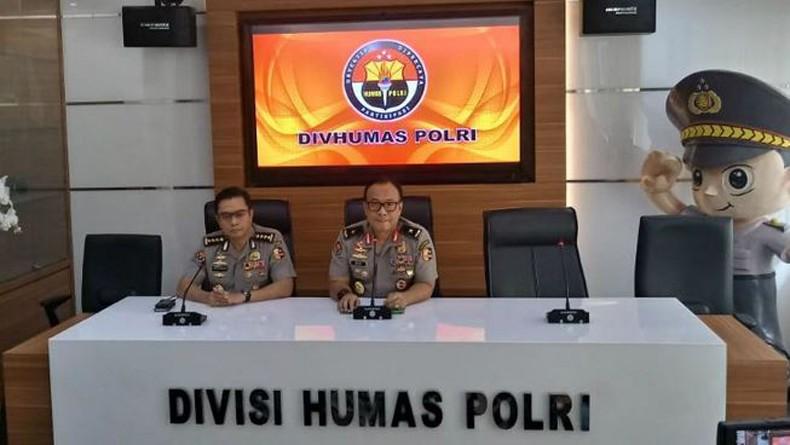 Densus 88 Tangkap 2 Terduga Teroris di Bitung Sulawesi Utara