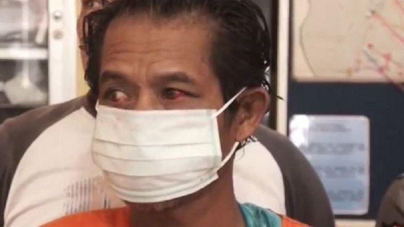 Ayah di Samarinda Tega Memerkosa 2 Anak Kandungnya Bergiliran
