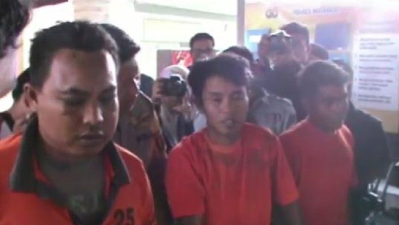 Modus Jadi Perampok, 3 Bersaudara di Mataram Bunuh Ibu Tirinya