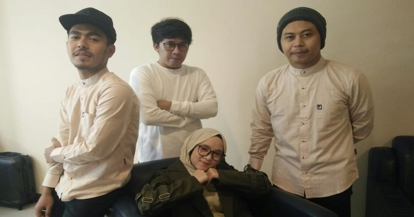 Berawal dari Band Wedding, Sabyan Menuju Kesuksesan