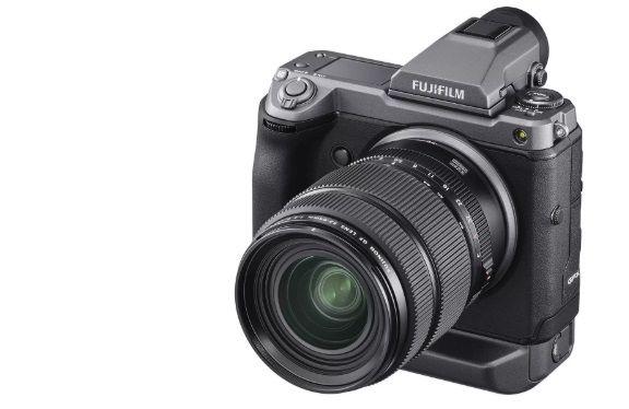 Fujifilm GFX100 Resmi Diumumkan, Ini Spesifikasinya