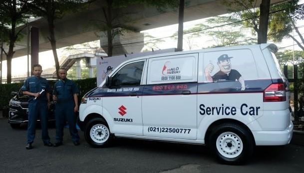 Suzuki: 80 Persen Mobil Mogok saat Mudik Masalah Kopling dan Aki