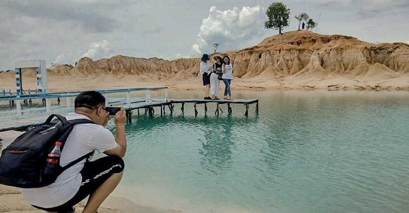 Kemping Mewah ala Nomadic Tourism Kepri Diminati Wisman China