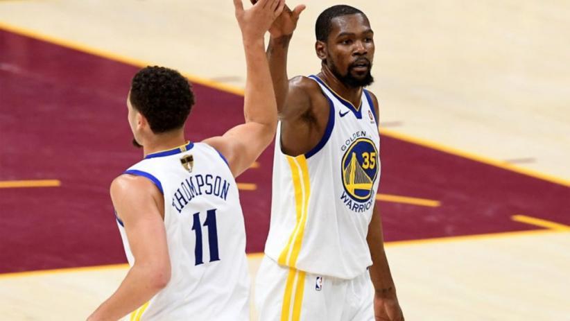 Cedera, Durant dan Thompson Diharapkan Bisa Tampil di Laga Ke-4 Final