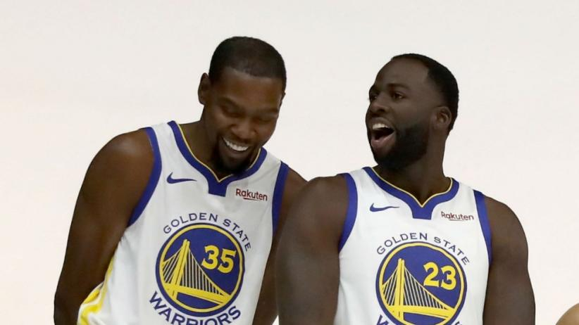 Green Berharap Durant Segera Bela Warriors di Sisa Laga Final NBA