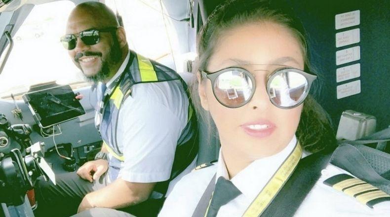 Perkenalkan, Ini Perempuan Pertama Saudi yang Menjadi Pilot Pesawat Komersial