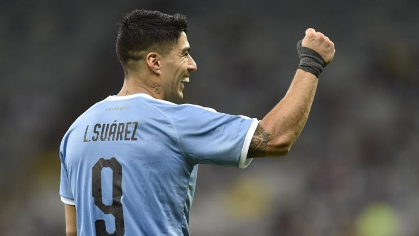 Uruguay Pesta 4-0 Vs Ekuador, Suarez: Kami Siap Juara Copa America 2019