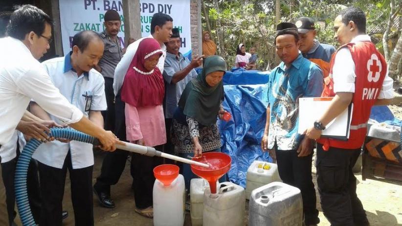 Dampak Musim Kemarau, 8 Kecamatan di Bantul DIY Dilanda Kekeringan