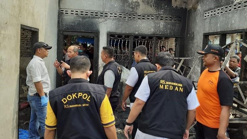 Kebakaran Pabrik Korek Api Gas, Polisi Tetapkan Pemilik dan Manajer Tersangka