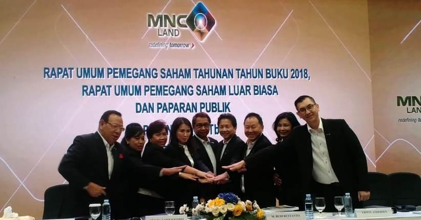 MNC Land Angkat Budi Rustanto Jadi Komisaris Utama