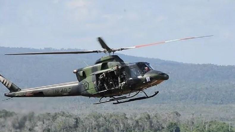 Pencarian Helikopter MI 17, Tim SAR Sisir 2 Gunung Belum Terjamah Manusia