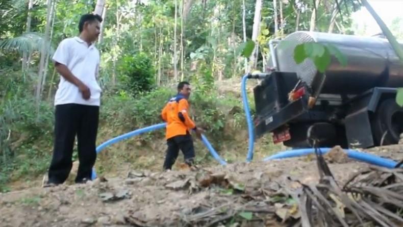 Kemarau Panjang, 68 Desa di Kabupaten Purworejo Kesulitan Air Bersih