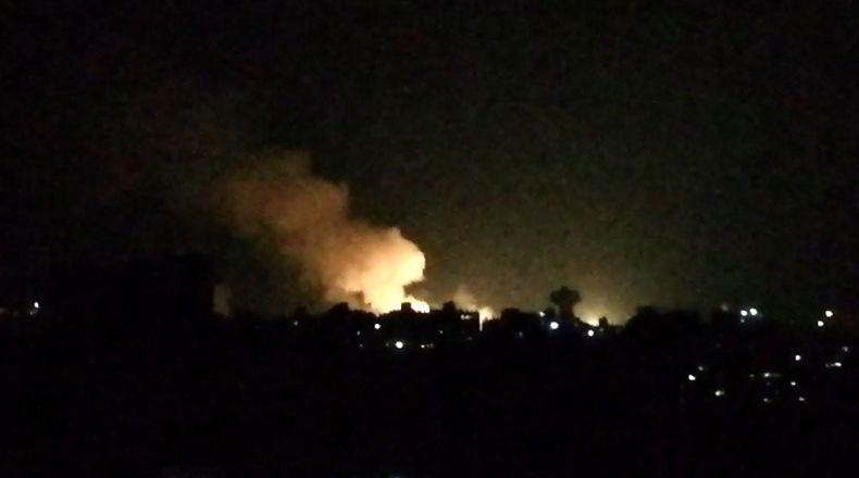 Jet Tempur Israel Serang Suriah Lagi, 1 Orang Tewas dan 3 Tentara Luka