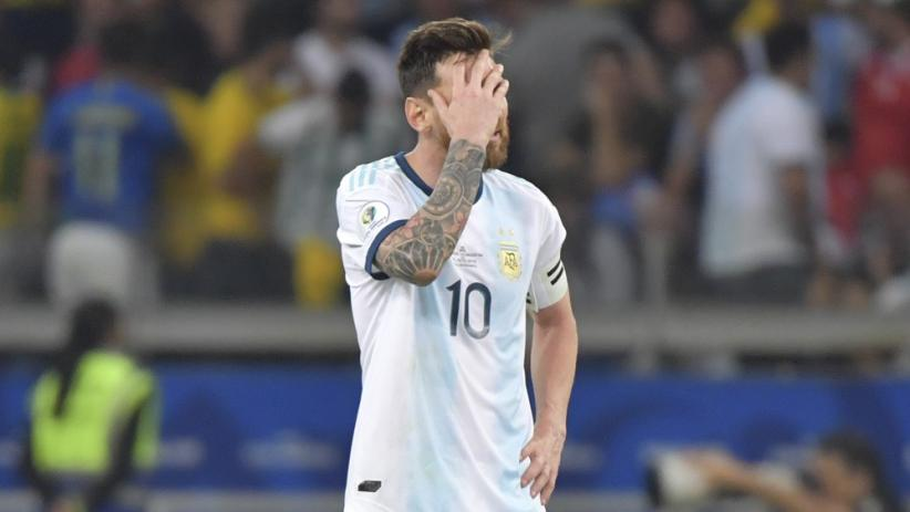 Argentina Disingkirkan Brasil, Messi Salahkan Wasit